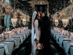 Paola Lattarini destination wedding elopement photographer Lake Como villa del balbianello