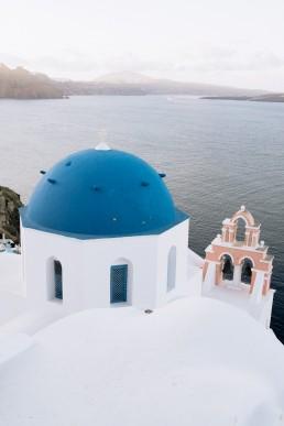 paola Lattarini destination wedding elopement photographer Greece Santorini photography travel blog